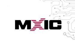 Mxic公司(旺宏电子)标志